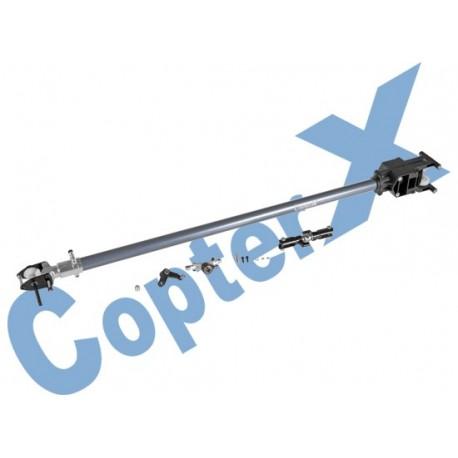 CX500-02-06T - Complete Torque Tube Tail Conversion Set